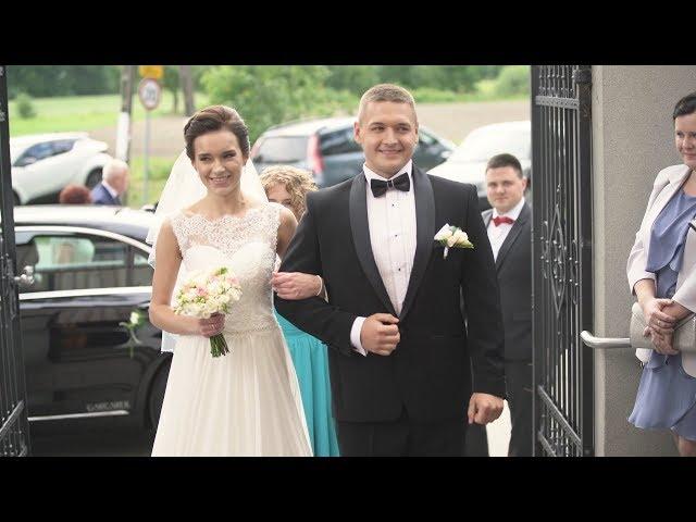 Ewa & Kamil / Teledysk ślubny / Czarny staw