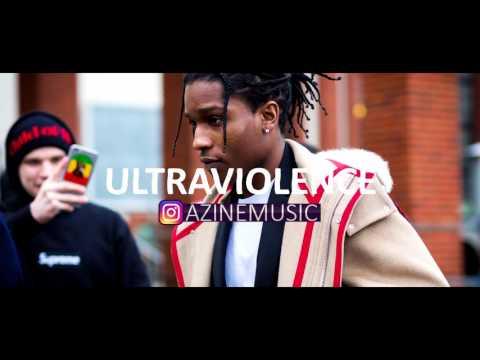 "(FREE) ASAP Rocky x Kanye West x Kid Cudi Type Beat - ""Ultraviolence"""