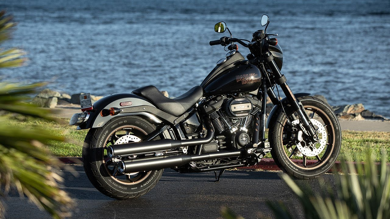 2020 Harley-Davidson Low Rider S Review | First Ride - YouTube