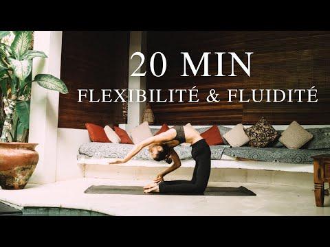 20min de Yoga pour être plus flexible