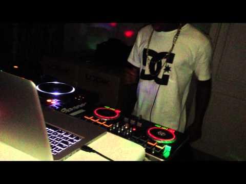 Junior De Rocka at BLVD Durban (08-06-2013)