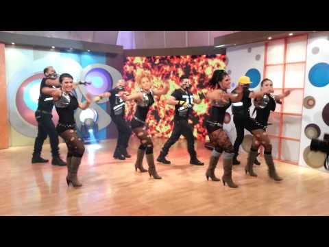 Rompe la cintura Alexis y Fido -Grupo Latinos