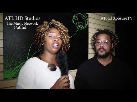The Music Network with Producer Rusty J: Live from ATL HD