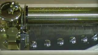 曲目を選べる 音の良い銘木シリーズ50弁オルゴール・メイプル<オルゴ...
