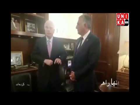 پیام سناتور مک کین به مردم ایران در دیدار با شاهزاده رضا پهلوی / بازپخش