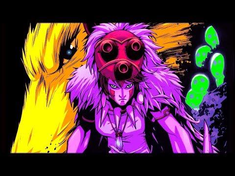 🔥💀-kindzadza-&-parasense-a.k.a-mononoke-&-the-wolves---big-dogs-👽🔊-dark-psytrance-2017-👾