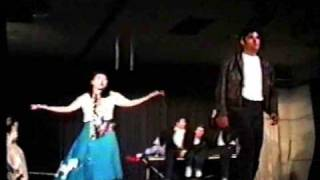 Grease Summer Nights Tallent Show 95
