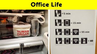 Offices Where The Employees All Have A Great Sense Of Humor (Part 2)