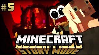 ACHTERBAHN des TODES!! - Minecraft: Story Mode #05 [Deutsch/HD]