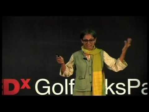TEDxGolfLinksPark - Chitra Vishwanath - Ecological Architecture