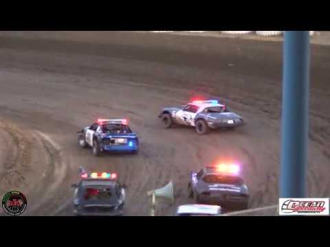 Ocean Speedway August 9th, 2019 Police N Pursuit Main Event Highlights