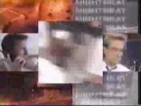 WDIV TV Detroit Nightbeat open 1995