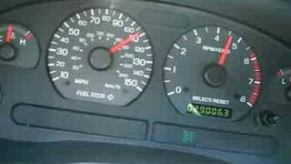 Auto '03 Mustang GT 25-105 MPH