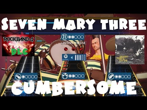 *NEW* Seven Mary Three - Cumbersome - Rock Band 4 DLC Expert Full Band (March 22nd, 2018)