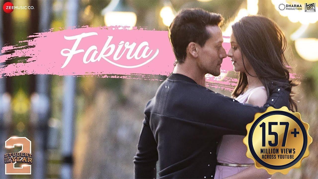 Download Fakira – Student Of The Year 2 | Tiger Shroff, Tara & Ananya |Vishal & Shekhar|Sanam & Neeti| Anvita