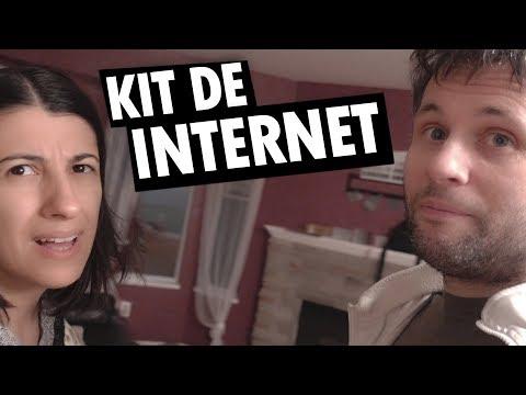 NOVA INTERNET na CASA NOVA do CANADÁ, QUANTO CUSTA? e mais - Vlog Ep.99