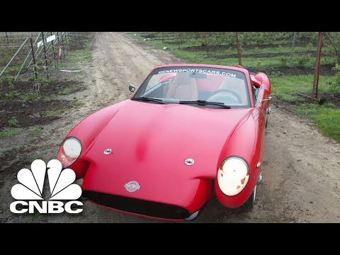 A Car Entirely Made From … Hemp? | Jay Leno's Garage | CNBC Prime