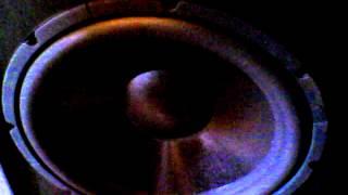 Deep Bass Test Tones 33Hz, 32Hz, and 31Hz In-Room Sample Frequencies (Short Version)