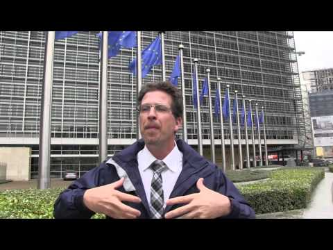 A lesson on the EU in front of the European Commission