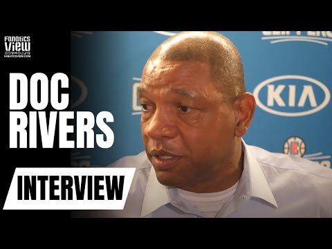 """Doc Rivers on Luka Doncic: """"My Favorite Player To Watch"""" + Talks Dirk Nowitzki & NBA All-Star Voting"""