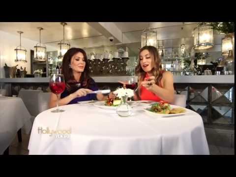Hollywood Today Live Stops By Villa Blanca