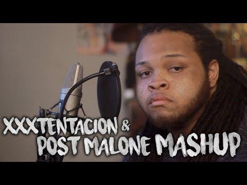 XXXTENTACION & Post Malone - I Fall Apart + Depression & Obsession (Kid Travis Cover)