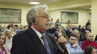 Президент корпорации ''Эмерсон'' провел лекцию для студентов ЮУрГУ
