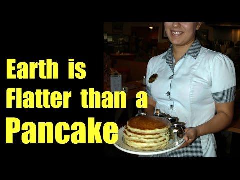 NASA Hoax, Earth is Flat as a Pancake, Flat Earth Map, The Flat Earth Society Proof,   Kansas thumbnail