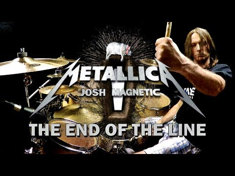 METALLICA - The End of the Line - Drum Cover