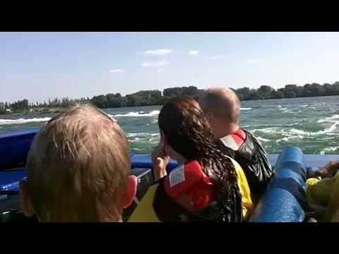 Saute Moutons - Jet boating on the Lachine Rapids - Montreal