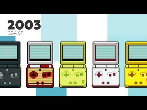 Every Nintendo Console in One Video (1977-2017)