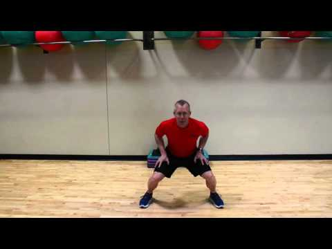 peter wimberg plyometrics at The Cincinnati Sports Club