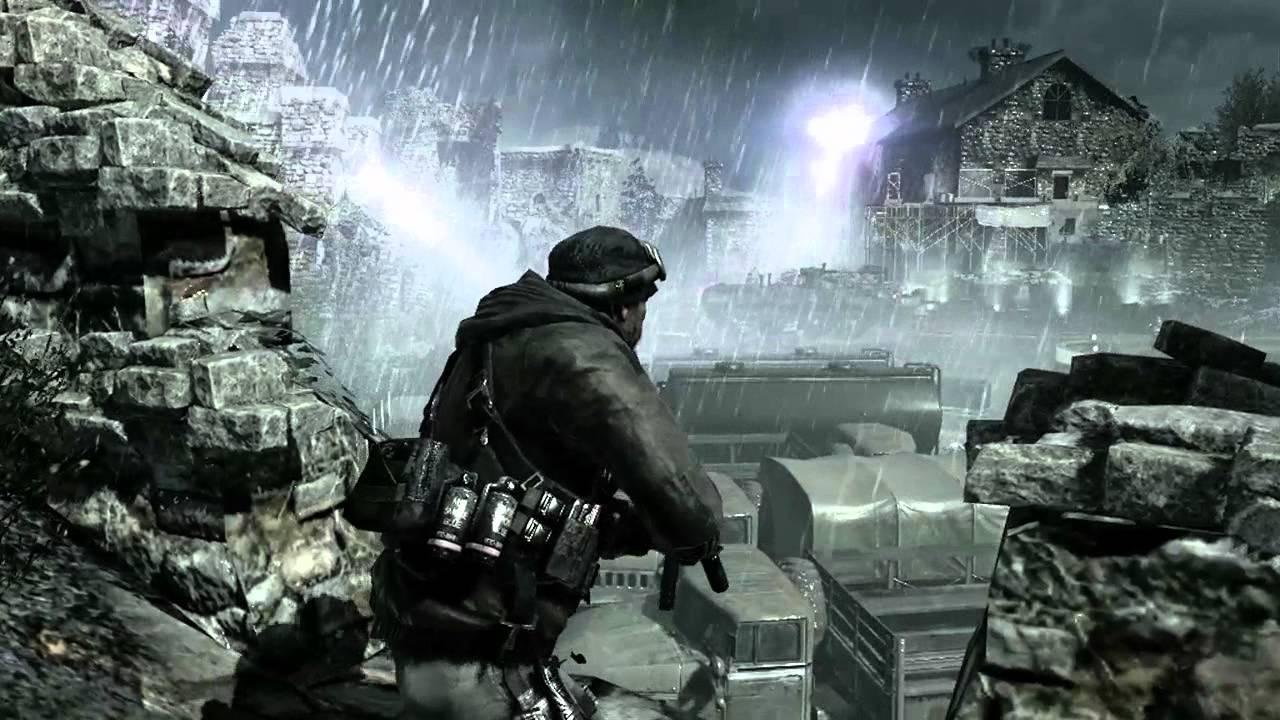 Call Of Duty Modern Warfare 3 Official Launch Trailer Hd Youtube