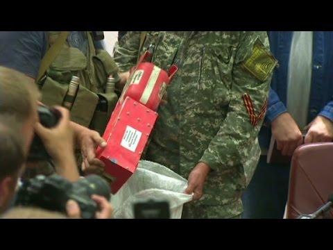 MH17 Investigators Look At All Clues