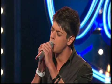 Kevin Borg - How Am I Supposed To Live Without You (1) (Idol 2008)