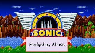 The Hedgehog Abuse Animation