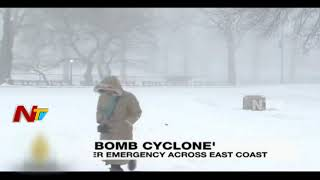 Heavy Snow, Extreme Cold in Parts of North America || Winter Storm || NTV