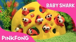 How to make Clay Fish | Pinkfong Clay | Baby Shark | Pinkfong Songs for Children