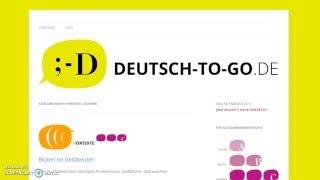 Немецкий язык: Как выучить? ЗОЛОТЫЕ РЕСУРСЫ