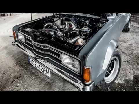 Ford Taunus TC1 2.3L V6 Turbo made by MAD MODS GARAGE