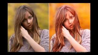 Photoshop: Цветокоррекция и Ретушь