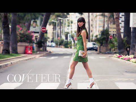 How Model Louise Follain Preps for a Fashion Trip