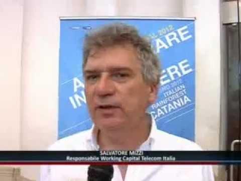 Catania Startup City - Working Capital Telecom Italia