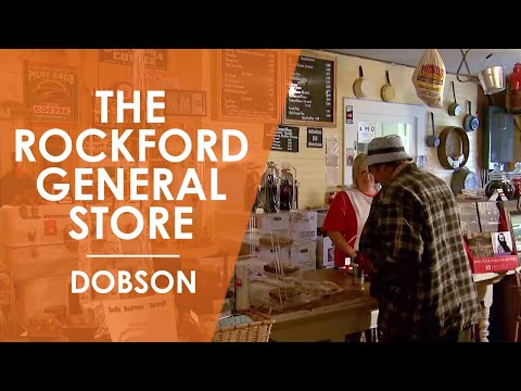 A True Old-Fashioned Country Store: The Rockford General Store | North Carolina Weekend | UNC-TV