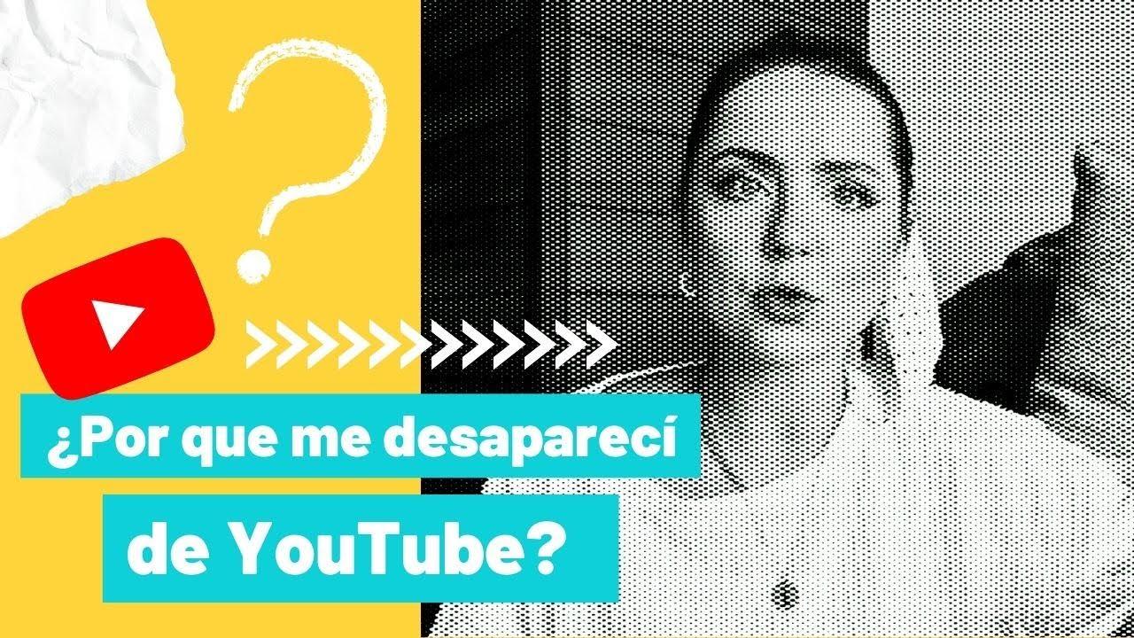 ¿Por que me desaparecí de YOUTUBE? ★ Ale Ivanova