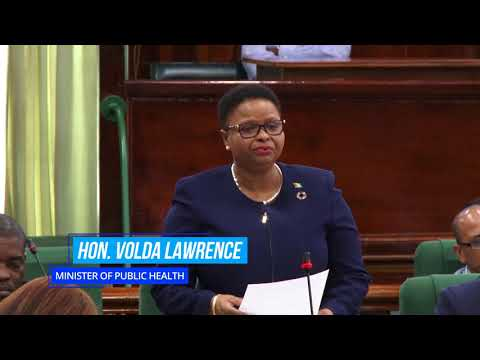 minister-of-health-volda-lawrence-speaking-in-parliament.