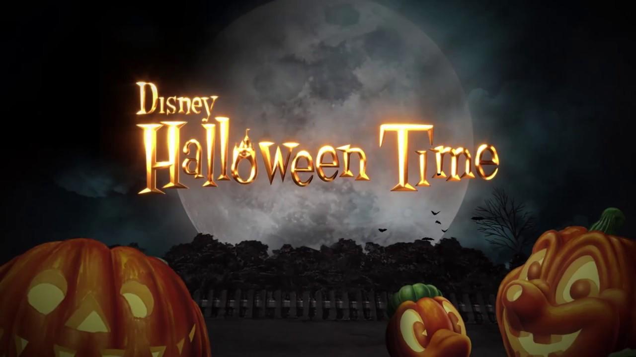 disney halloween time 2017 (1-min family version) - youtube
