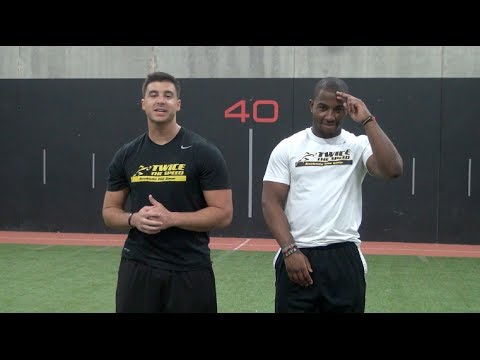 """How To Sprint"" Faster - Speed And Agility Drills For Football Players"