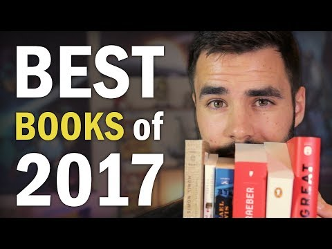 The 9 Best Books I Read in 2017