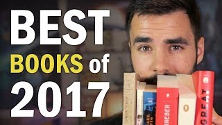 Top 10 Books - The 9 Best Books I Read in 2017